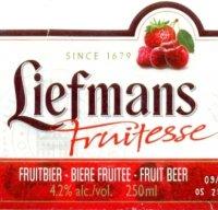 Bier Liefmans orgineel