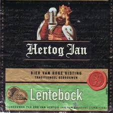 Bier Hertog Jan Lentebock orgineel