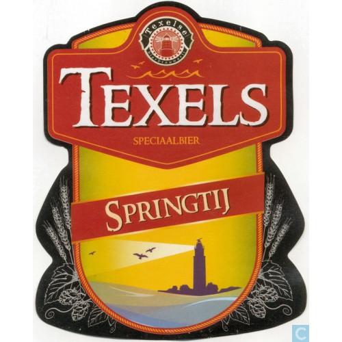 Bier Texels Springtij orgineel